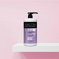 Dầu gội Salon Professional phục hồi tóc hư tổn do tiếp xúc với hóa chất dành cho mọi loại tóc 1000ml thumbnail