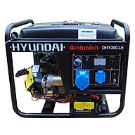 Máy Phát Điện Hyundai Chạy Dầu 1.7KVA-1.9KVA DHY20CLE thumbnail