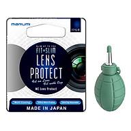 Combo Kính Lọc Filter Marumi Fit & Slim Lens Protect 43mm + Bóng Thổi Bụi - Hàng Nhập Khẩu thumbnail
