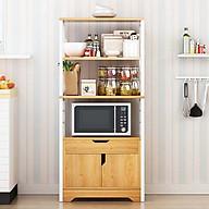 Tủ bếp đa năng - tủ đồ gia dụng 4 tầng thumbnail