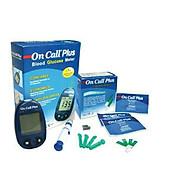 TRỌN BỘ Hệ thống kiểm tra đường huyết để kiểm soát bệnh tiểu đường, Hãng ACON Mỹ, Model On Call Plus thumbnail