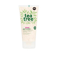 Superdrug Tea Tree Body Scrub 150ml thumbnail