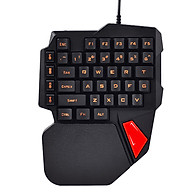 Bàn phím bán cơ Aturos K108 chơi game Pubg Mobile, Rules of Survival, Free Fire trên điện thoại, máy tính bảng, Laptop và PC - Hàng chính hãng thumbnail