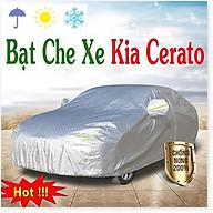 Bạt Phủ dành cho Ô Tô Kia Cerato CAO CẤP 3 LỚP Tráng Bạc Cách Nhiệt, Chống Nước, Chống Trộm Gương thumbnail