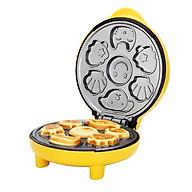 Máy làm bánh nướng bánh hình thú Magic cao cấp tặng kèm máy đánh trứng và đầu chuyển 3 chấu thành 2 chấu thumbnail