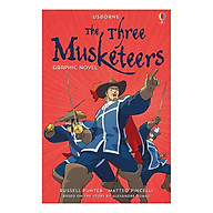 The Three Musketeers Graphic Novel (Paperback) thumbnail