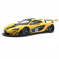 Xe Mô Hình Mclaren P1 Gtr Autoart - 81544 (Vàng) thumbnail