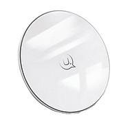 Đế sạc nhanh không dây USAMS - US-CD55 Glass Wireless Charger - hàng chính hãng thumbnail