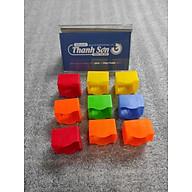 [ Set 20 cái ] Đồ bọc lơ bida Nhựa và Cao Su thumbnail
