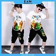 Set Đồ Bé Trai phong cách hàn quốc, chất thun cotton mát mịn thấm hút mồ hôi, thời trang trẻ em thương hiệu BAW mã 149 thumbnail