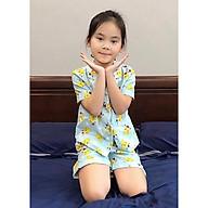 Bộ đồ mặc nhà Pijama hình picachu thumbnail