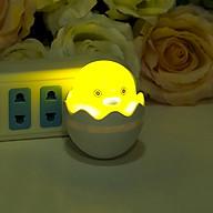 Đèn Ngủ Cảm Ứng Hình Quả Trứng thumbnail