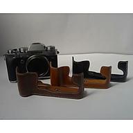 Bao da Halfcase dành cho máy ảnh Fujifilm X-T2 Và X-T3 - Hàng Nhập Khẩu thumbnail