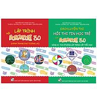 Combo sách Luyện thi hội thi tin học trẻ với Scratch 3.0 cấp Tiểu học thumbnail