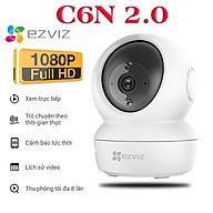 Camera Wifi 360 Ezviz C6N Chuẩn 2.0 Full HD 1080P Chính Hãng Giá Rẻ Hồng Ngoại Ban Đêm thumbnail