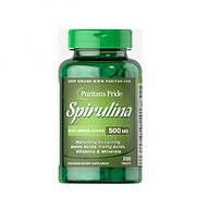 Tảo soắn Spirulina Puritan s Pride từ Mỹ thumbnail
