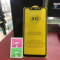 Kính cường lực 9D Dành Cho iPhone 6 6 Plus 7 7 Plus 8 8 Plus Full keo - Hàng Chính Hãng thumbnail