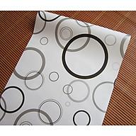 10m Giấy dán tường hình vòng tròn M0086 thumbnail