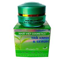 Kem mụn - Thâm - Mờ sẹo 10g - Nhật Việt Trà xanh thumbnail