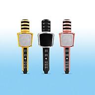 Micro karaoke Bluetooth PF165 SD17 3 trong 1 thumbnail