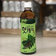 Nước Trà Hovenia Dulcis Vị Thảo Mộc Woongjin Hàn Quốc 500ml thumbnail