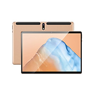 10.1inch Android Tablet 3GB+32GB Octa-core Processor IPS HD Display 2.5D Curved Screen Android 9.0 OS WIFI&BT Gold thumbnail