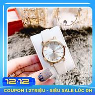 Đồng Hồ Nữ JA-1158B Julius Hàn Quốc Dây Da thumbnail