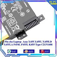 Pin dành cho Laptop Asus X455 X455L X455LD X455LA F454L F455L K455 Type C21N1401 - Hàng Nhập Khẩu thumbnail