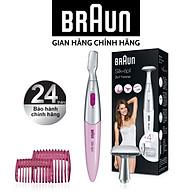 Máy tỉa lông vùng Bikini Braun FG 1100 - Nhập khẩu tại Đức - Hàng chính hãng, bảo hành 2 năm thumbnail