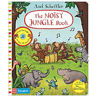 The Noisy Jungle Book A Press-The-Page Sound Book thumbnail