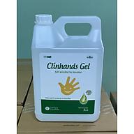 Nước rửa tay sát khuẩn khô nhanh dạng Gel - Clinhands Gel 5L thumbnail