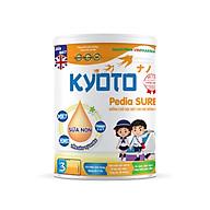 Sữa bột dinh dưỡng Kyoto PEDIA SURE sản phẩm dinh dưỡng chuyên biệt dành cho bé biếng ăn NUTRI PLUS-900G thumbnail