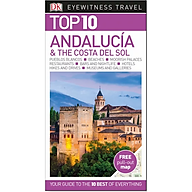 DK Eyewitness Top 10 Andalucía and the Costa del Sol thumbnail
