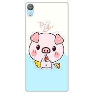 Ốp lưng dẻo cho Sony XA1 G3116_Pig 03 thumbnail