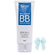 Kem trang điểm ma thuật đa chức năng BB cream Magic 3in1 Benew Hàn quốc (50ml) kèm nơ thumbnail