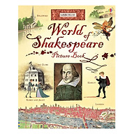 Usborne World of Shakespeare Picture Book thumbnail