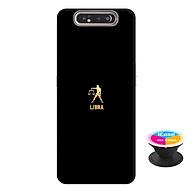 Ốp lưng nhựa dẻo dành cho Samsung A80 in hình Lybra - Tặng Popsocket in logo iCase - Hàng Chính Hãng thumbnail
