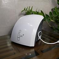 Máy sấy tay nhà tắm nhà vệ sinh công cộng BY804 hàng chính hãng Bodoca thumbnail