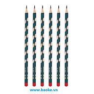 Combo 5 cây bút chì tam giác định vị HB - Baoke PL1701 thumbnail