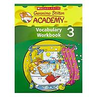 Geronimo Stilton Academy Vocabulary Paw Book 3 thumbnail
