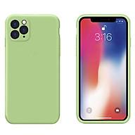 Ốp Lưng Silicone Dẻo Lót Nhung Nỉ Chống Sốc Dành Cho Các Dòng Điện Thoại iPhone 11 Pro ( 5.8 ) - Hạn Chế Bám Vân Tay, Bảo Vệ Full Camera ( Có 10 Màu Để Lựa Chọn ) thumbnail