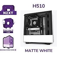 Vỏ Case Máy Tính NZXT H510 Màu Trắng Sần- Hàng Chính Hãng thumbnail