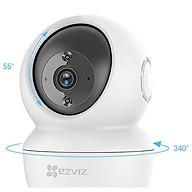 Camera IP Wifi thông minh 360 2MP 1080P Ezviz C6N hàng chính hãng Nhà An Toàn thumbnail
