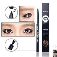 Gel kẻ mí mắt không lem không trôi Mira Eyeliner Pen tặng kèm móc khóa thumbnail