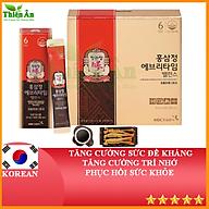 Tinh Chất Hồng Sâm Pha Sẵn KGC Choeng Kwan Jang Everytime Balance 30 Gói thumbnail
