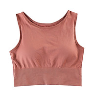 Áo Croptop, Balo,Thời Trang - Áo Bra Tập Gym, Yoga -AB01 thumbnail