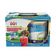 Combo 2 lon Sữa dê công thức DG-1 Goat Milk Infant Formula thumbnail