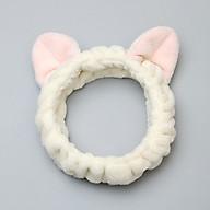 băng đô tai mèo bông cao cấp thumbnail