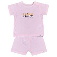 Bộ Cộc Cúc Vai Cho Bé Hồng CHAANG Baby & Nursery thumbnail