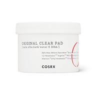 Bông Tẩy Tế Bào Chết Hoá Học (1% BHA, Nước Vỏ Cây Liễu) COSRX One Step Original Clear Pad 70 Miếng thumbnail